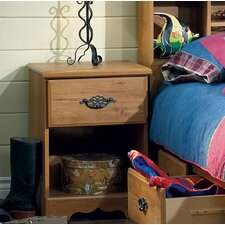 <strong>South Shore</strong> Roslindale 1 Drawer Nightstand