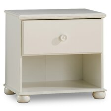 Sand Castle 1 Drawer Nightstand