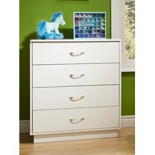 <strong>South Shore</strong> Logik 4-Drawer Chest