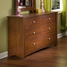 Jumper Double 6-Drawer Dresser