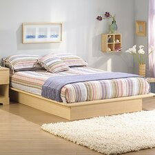 Copley Collection Platform Bed
