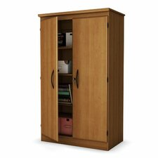 <strong>South Shore</strong> Morgan Collection Tall Storage Cabinet