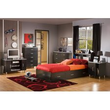 <strong>South Shore</strong> Lexington Twin Mates Bedroom Collection