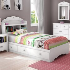 <strong>South Shore</strong> Tiara Twin Mates Bed