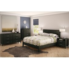<strong>South Shore</strong> Gravity Queen Platform Bedroom Collection