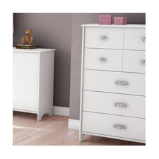 Tiara 5 Drawer Chest