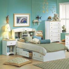 <strong>South Shore</strong> Newbury Panel Bedroom Collection