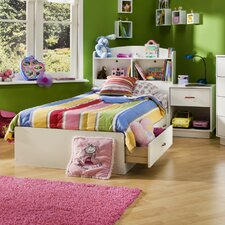 <strong>South Shore</strong> Logik Twin Mates Captain Bedroom Collection