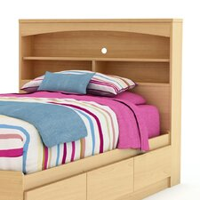 <strong>South Shore</strong> Copley Twin Bookcase Headboard