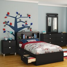 <strong>South Shore</strong> Spark Mate's Platform Bedroom Collection