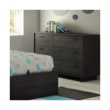 <strong>South Shore</strong> Fynn 6 Drawer Dresser