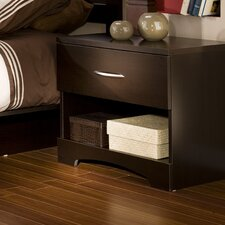<strong>South Shore</strong> Infinity 1 Drawer Nightstand