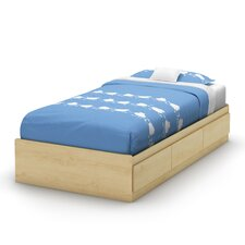 Cookie Twin Storage Bed
