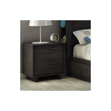 Fynn 2 Drawer Nightstand