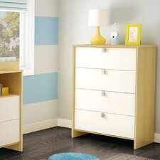 Cookie 4 Drawer Standard Chest