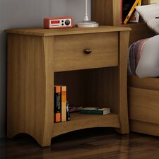 <strong>South Shore</strong> Jumper 1 Drawer Nightstand
