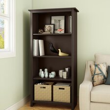 Mill 4 Shelf Bookcase