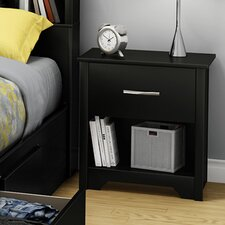 Fusion 1 Drawer Nightstand