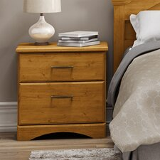Cabana 2 Drawer Nightstand