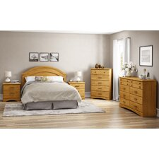 <strong>South Shore</strong> Cabana Headboard Bedroom Collection