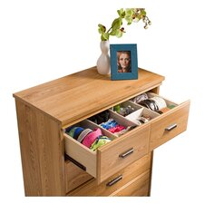 Drawer Organizers (Set of 5)