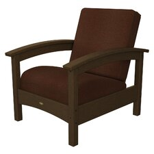 Trex Outdoor Rockport Club Deep Seating Chair