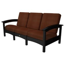 Trex Outdoor Rockport Club Sofa