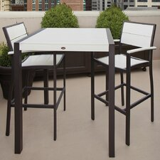 <strong>Trex Outdoor</strong> Trex Outdoor Surf City 3 Piece Bar Set