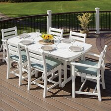 <strong>Trex Outdoor</strong> Trex Outdoor Monterey Bay 7 Piece Dining Set