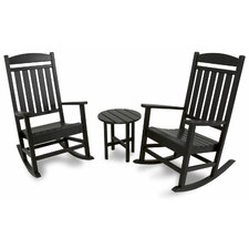 <strong>Ivy Terrace</strong> Ivy Terrace 3 Piece Rocker Seating Group