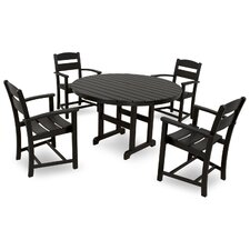 <strong>Ivy Terrace</strong> Ivy Terrace 5 Piece Dining Set