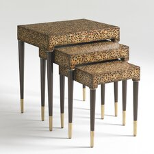 Leo 3 Piece Nesting Tables