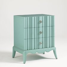 Neptune 3 Drawer Lingerie Chest