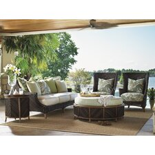 <strong>Tommy Bahama Outdoor</strong> Island Estate Lanai Seating Group with Cushion