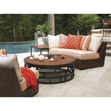 Ocean Club Pacifica Seating Group with Cushion