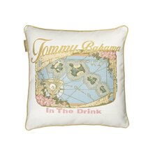 "Paradise ""In The Drink"" Pillow"