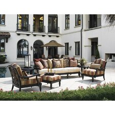 <strong>Tommy Bahama Outdoor</strong> Kingstown Sedona Seating Group with Cushion