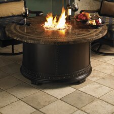 <strong>Tommy Bahama Outdoor</strong> Kingstown Sedona Gas Fire Pit