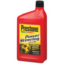 32 Oz. Power Steering Fluid