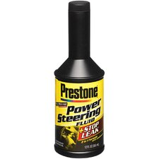 12 Oz. Power Steering Fluid and Stop Leak