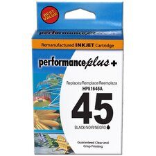 45 Inkjet Cartridge, Black