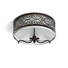 Timbora 2 - Light Flush Mount