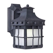 Nantucket 1 Light Outdoor Wall Sconce
