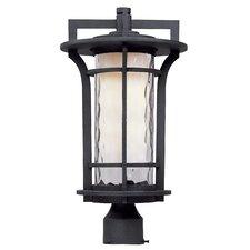 Oakville 1 Light Outdoor Post Lantern