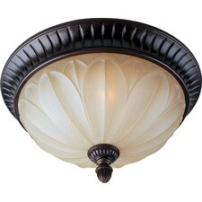 Allentown 2 Light Flush Mount