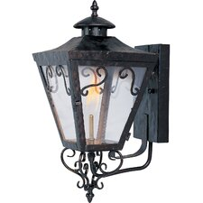 Cordoba Gas Small Outdoor Wall Lantern