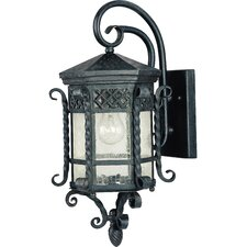 Crestgrove 1 - Light Outdoor Wall Mount