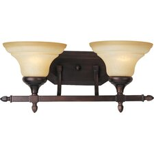 <strong>Maxim Lighting</strong> South Bend 2 Light Vanity Light