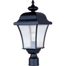 Governor 1 Light Outdoor Post Lantern