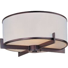 Inque 3 - Light Flush Mount